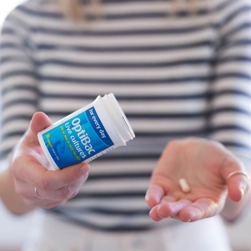 Why OptiBac Probiotics