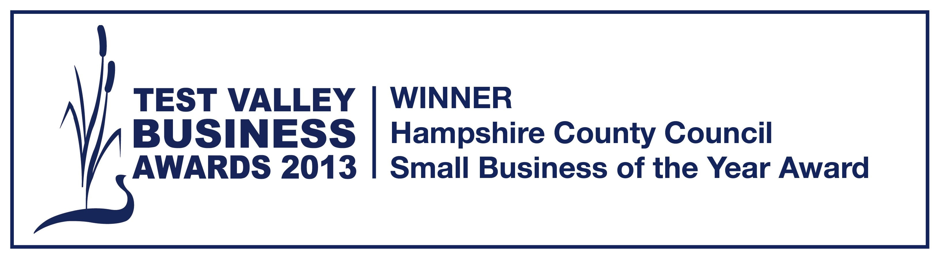 Test Valley business winner 2013