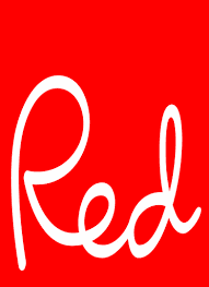 Red magazine logo