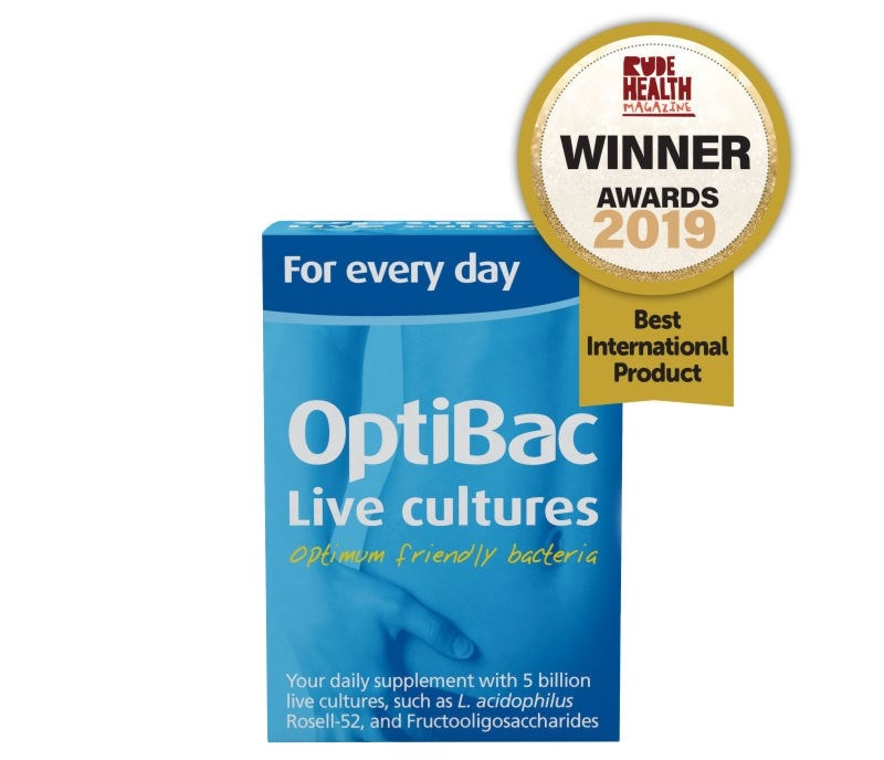 OptiBac For every day award 2019